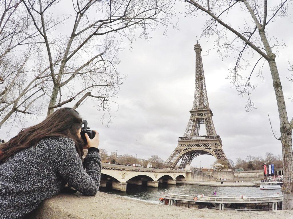 La nostra Parigi in tre minuti