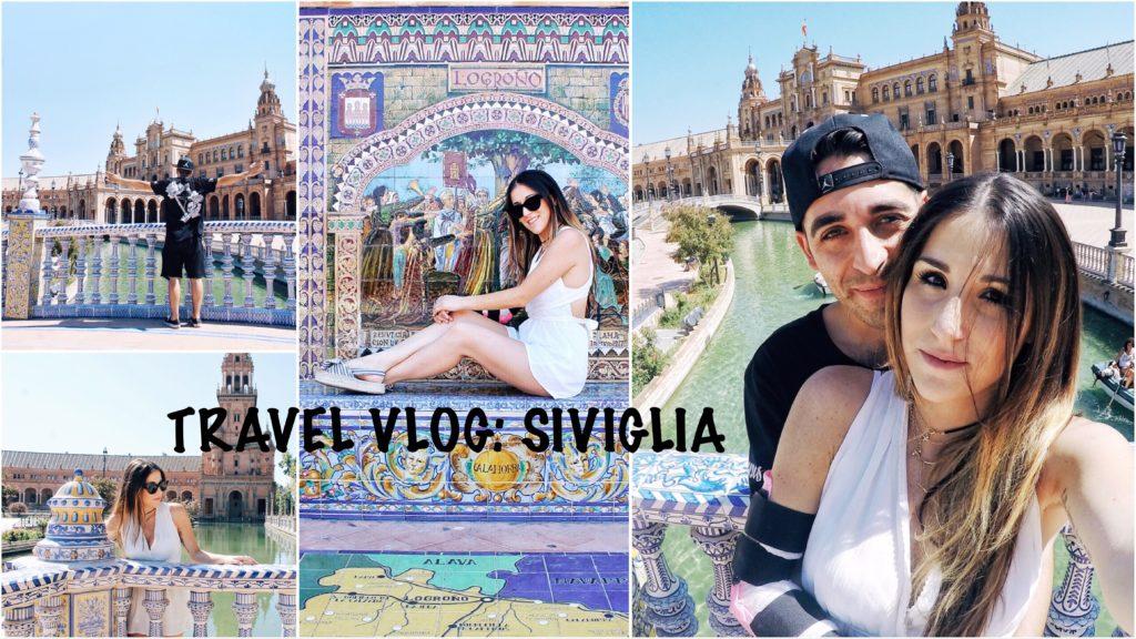 Travel Vlog Siviglia